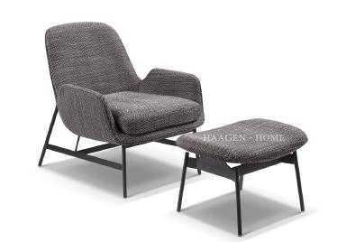 休闲组合单椅